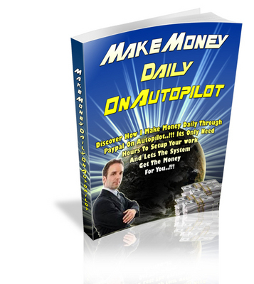 Product picture Make Money Daily on Autopilot + MRR