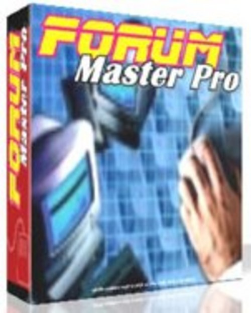 Product picture Forum Master Pro