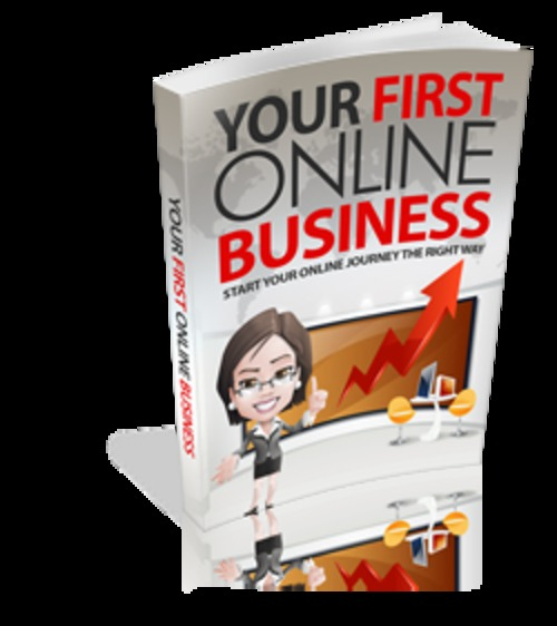 Product picture Your First Online Business with MRR