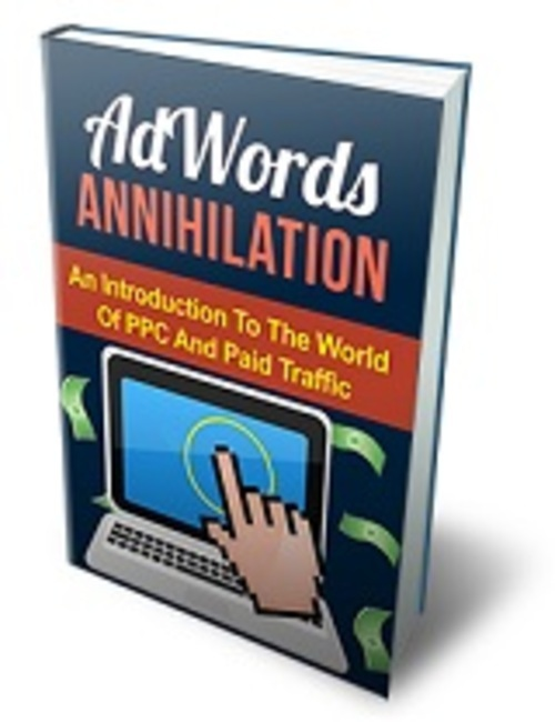 Product picture AdWords Annihilation + MRR