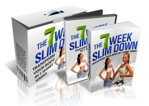 Product picture 7 Week Slim Down MRR Rights