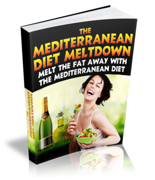 Product picture The Mediterranean Diet Meltdown Recipes