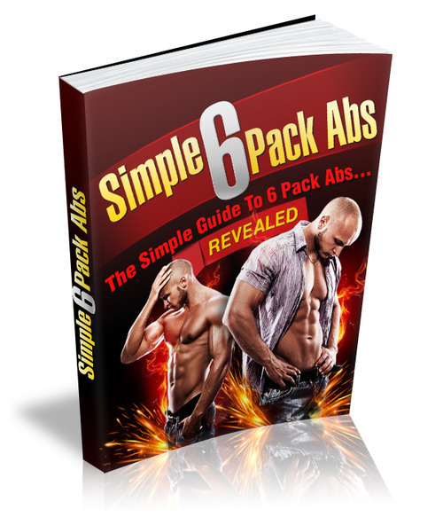Product picture Simple 6 Pack Abs MRR